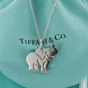Elephant Charm Tiffany & Co.